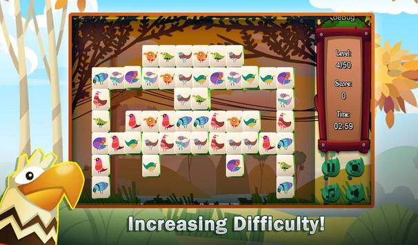 Mahjong Birds screenshot 3