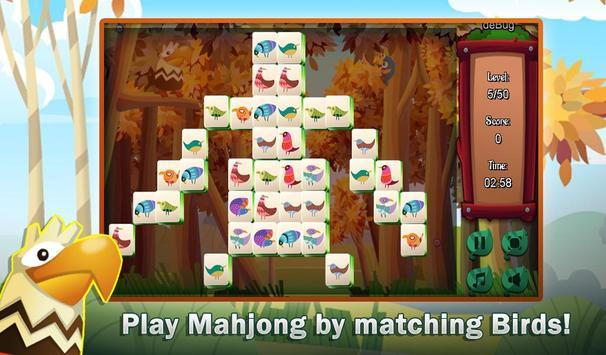 Mahjong Birds screenshot 11
