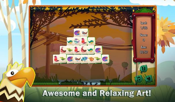 Mahjong Birds screenshot 2