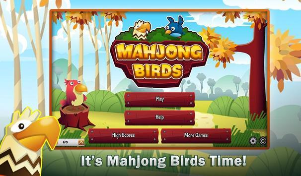 Mahjong Birds screenshot 4