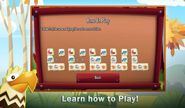Mahjong Birds screenshot 5
