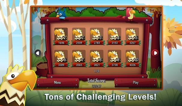 Mahjong Birds screenshot 6