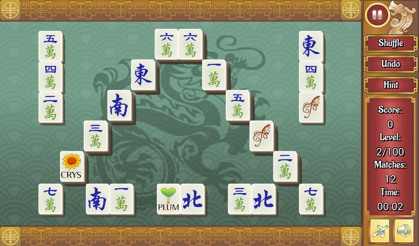 classic mahjong games free download full version
