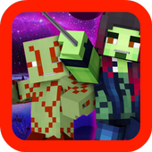 Mod Guardians Galaxy for MCPE icon