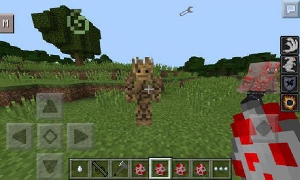 Mod Guardians Galaxy for MCPE poster