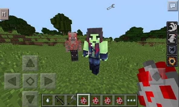 Mod Guardians Galaxy for MCPE screenshot 1
