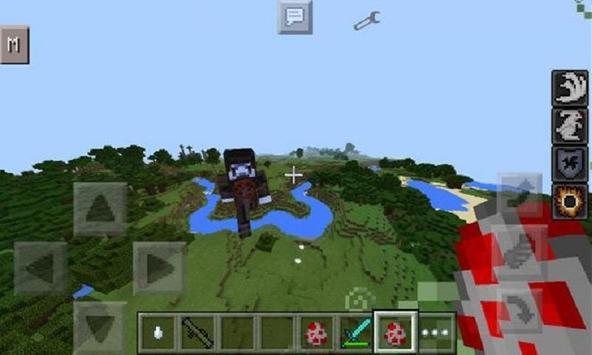 Mod Guardians Galaxy for MCPE screenshot 2