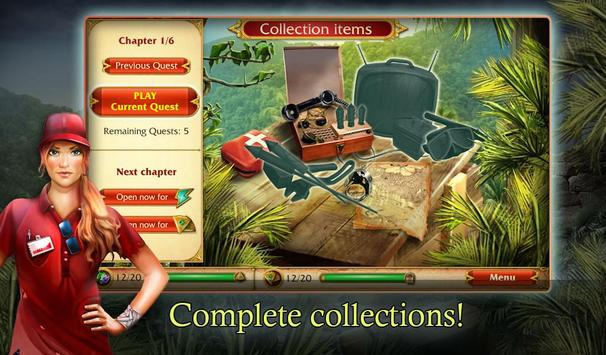 Once you start playing our online hidden object games, you'll find it  difficult to stop.