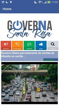 Governa Santa Rosa screenshot 1