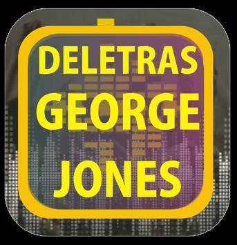George Jones de Letras poster