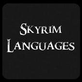 Skyrim Languages icon