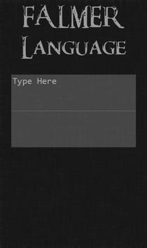 Skyrim Languages screenshot 2