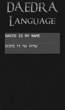 Skyrim Languages screenshot 3