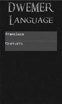 Skyrim Languages screenshot 4