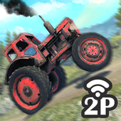 Ride to hill: Offroad Hill Climb icon
