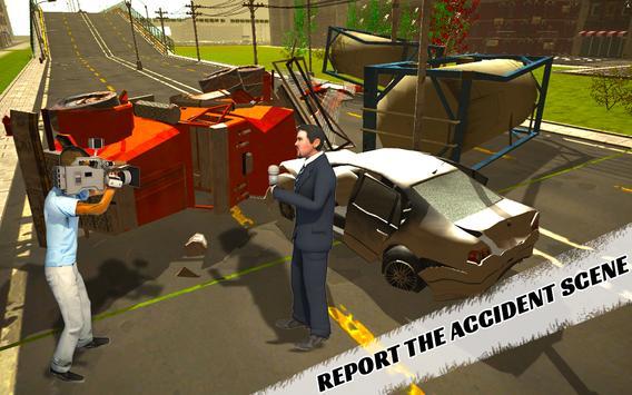 City News Reporter 2018: Crime News Live screenshot 13