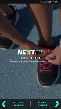 NextFit poster
