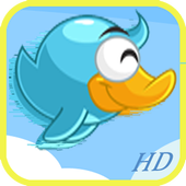 Lovely Blue Duck icon