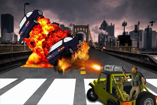 Modern Armored Shooting Race 2 screenshot 6