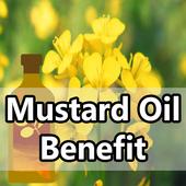 Fantastic Benefits Of Mustard Oil icon