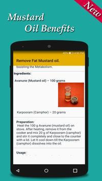 Fantastic Benefits Of Mustard Oil screenshot 1