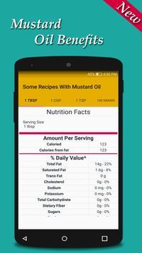 Fantastic Benefits Of Mustard Oil screenshot 3