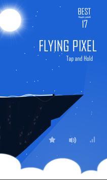 Flying Pixel poster