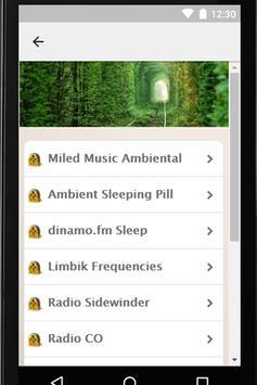 La mejor Música de Ambiente (Unreleased) apk screenshot