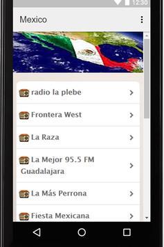 Música Norteña Mexicana Gratis screenshot 1