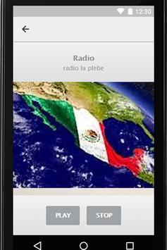 Música Norteña Mexicana Gratis screenshot 2