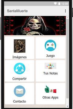 Imágenes de La Santa Muerte poster
