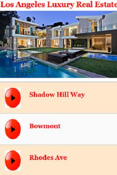 Los Angeles Luxury Real Estate screenshot 4