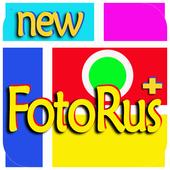 Sweet FotoRus Plus Editor 2017 icon