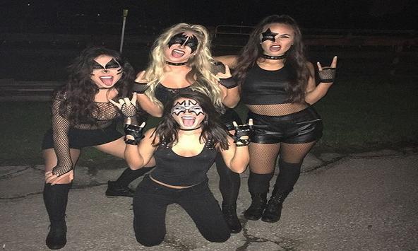 Girls' Halloween Costume Ideas apk screenshot
