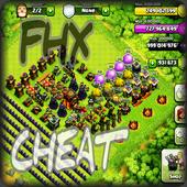 Fhx COC Cheat icon