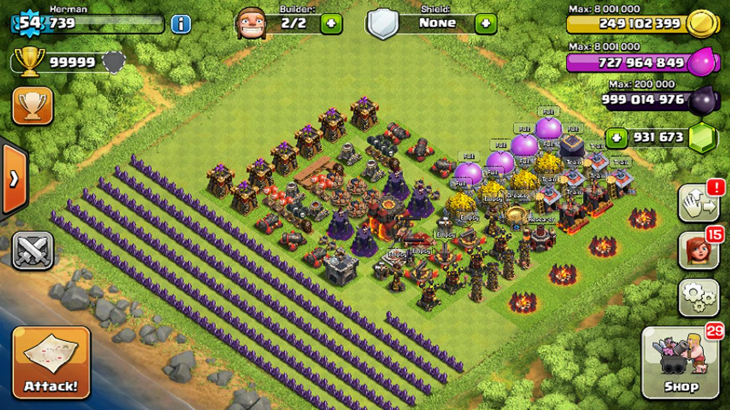 Discover ideas about Clash Of Clans Android - Pinterest