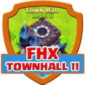 FHX for Clash Of CLans 2016 icon
