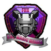 FHX COC MAGIC HEROES icon