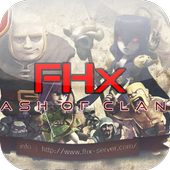 FHx Server® for Clash Of Clans icon