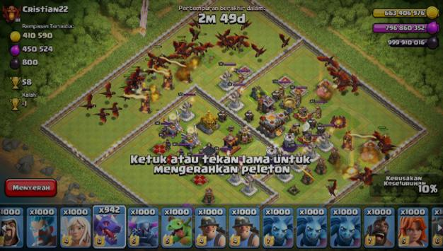 Fhx Clash Of Lights Coc Apk Download Free Books