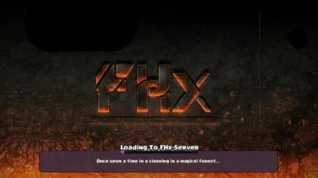FHx COC Private Clash Server poster