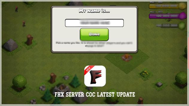 Fhx Server Coc Latest Update poster
