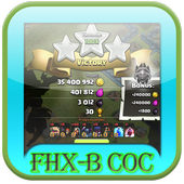 FHx COC New MOD v7.2 icon