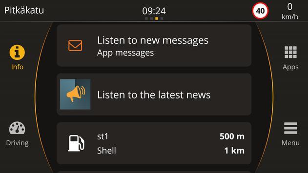 Carrio - Co-Driver apk screenshot
