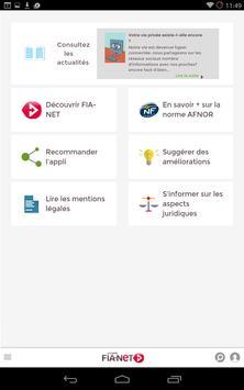 FIA-NET apk screenshot