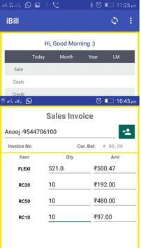 IBILL GST Telecom App for Airtel SEs apk screenshot