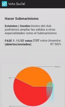 Voto Social (Beta) screenshot 2