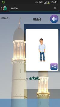 Turkmen Dictionary poster