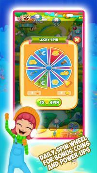 Free  Match 3 Candy  Adventure screenshot 12