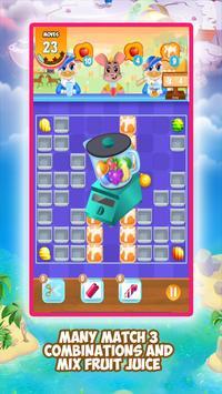 Free  Match 3 Candy  Adventure screenshot 4